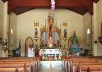 Altar de la Iglesia de San Pedro del Cotorro