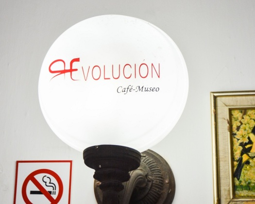 café museo en la ciudad de Santa Clara